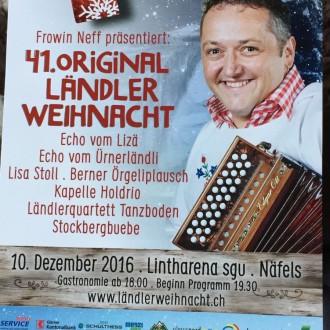 41. Original Ländlerweihnacht Näfels