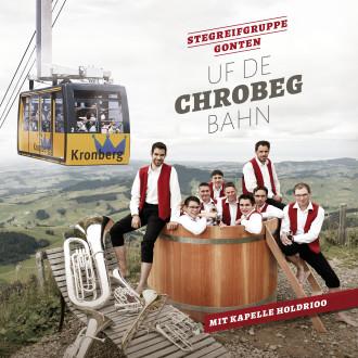 CD-Taufe mit Stegreifgruppe Gonten voller Erfolg!