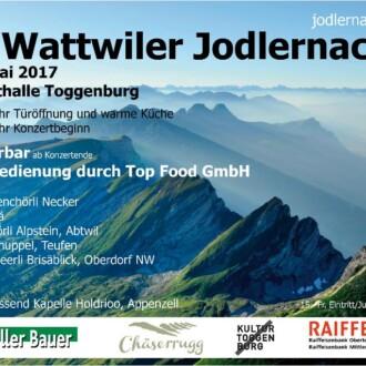 6.Wattwiler Jodlernacht