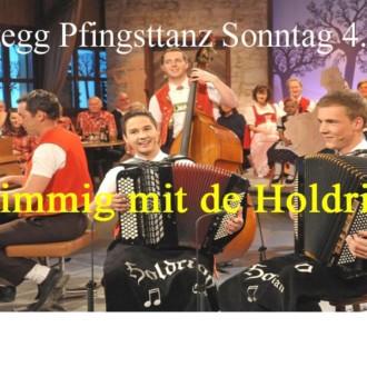 Berggasthaus Chrüzegg Pfingstfest
